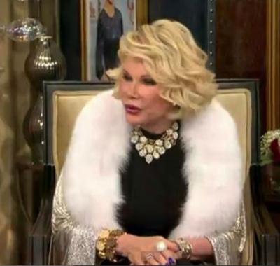 Joan Rivers wearing Victor Velyan Platinum Bracelet.JPG